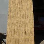 Камышовые плиты фото