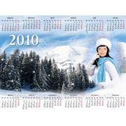 Календарики карманные фото