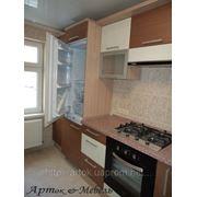 Кухня мдф фото