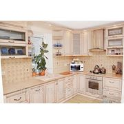 Кухня Светлана (массив дерева) фото