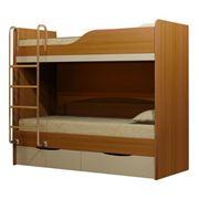 Кровать без матраца 2-х ярусная фото