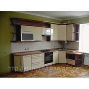 Кухня. Постформинг фото