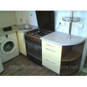 Кухни, изготовление корпусной мебели под заказ фото