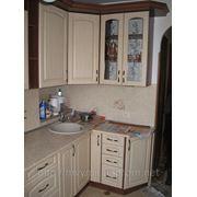 Кухня Дуб молочний фото