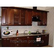 Кухня Луизиана (массив ясеня) фото
