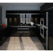 Кухня на заказ в Киеве с крашеными фасадами МДФ тел.096-1005485,044-5815612 http://classicdecor.org/ фото