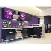 Кухня с фотопечатью фото