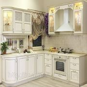 Кухни с плёночными фасадами мдф, Киев фото