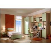 Мебль для детской комнаты Гринландия фото