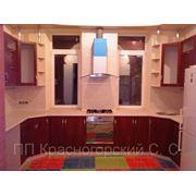 Кухни шкафы столы стулья двери и другое под заказ индивидуально фото