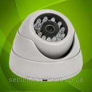 Купольная камера LUX416SL фото