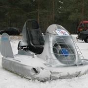 Автомобили специальные амфибии на воздушной подушке Геррис фото