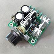 Контроллер скорости двигателя DC 12-40V 10A 13khz фото