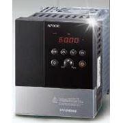 Маломощный трехфазный векторный частотный преобразователь HYUNDAI N700E-007HF 0,7 кВт