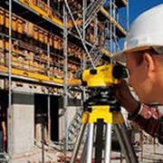 Фасадная и строительная геодезия фото