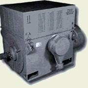Электродвигатели переменного тока с фазным ротором серии АК4