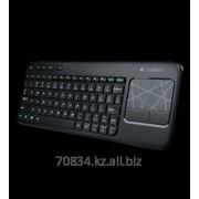 Клавиатура Logitech Wireless Touch Keyboard K400 фото