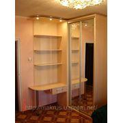 Шкафы-купе от 2500 гривен пог\м фото