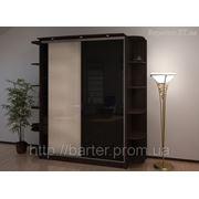 Шкафы купе для офисных помещений недорого в Житомире. Услуги по изготовлению шкафов купе на заказ фото