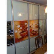 Шкафы-купе c профилем INTEGRAL фото