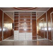 Встроенный шкаф купе размер 3800*600*2500