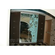 Шкаф купе с рисунком чернигов киев фото