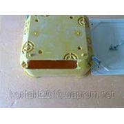 Установка распределительной внутренней коробки на гипсокартонной основе