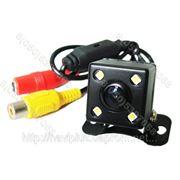 Универсальная видеокамера заднего вида Е-320 с LED подсветкой фото