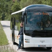 Междугородний автобус Lion's Regio от МAN фото
