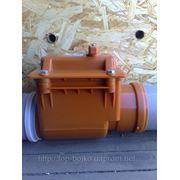 Клапан обратный канализационный Ф110