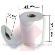 Бумага для кассовых аппаратов 37 мм. (05103) фото