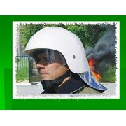 Каска пожарника фото