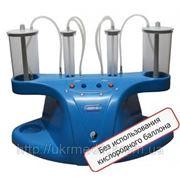 Аппарат для приготовления кислородных коктелей МИТ-С (двухканальный) фото