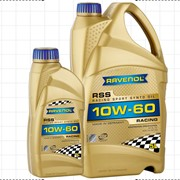 Моторное масло RSS Racing Sport Synto 10w60, 1л фото