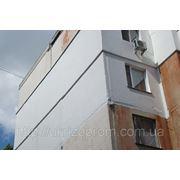 Жидкая сверхтонкая теплоизоляция для утепления фасадов фото