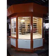 Изготовление и разработка торговых павильонов фото