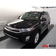 Toyota Highlander 2011г фото