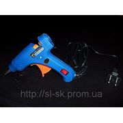 Клеевой пистолет HL-E20W для рукоделия под стержни 7 мм. фото