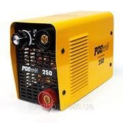 Сварочный аппарат инверторный POCweld ММА-250 (36607) фото