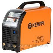 Сварочный инвертор KEMPPI Master MLS 2500 с панелью MEL фото