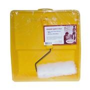 Набор валиков мех 180мм + ванночка 670-6180 фото