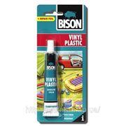 BISON VINYL PLASTIC 25 ml - клей для мягкого пластика (ПВХ)