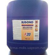 Клей резиновый RIBOND F20 30л фото