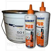 """""""Kleiberit 501.0"""" однокомпонентный, влагостойкий и температуростойкий полиуретановый клей группы нагрузок d4"""