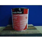 Адгезив воздушной сушки 3M™ Scotch-Weld™ 10 - контактный клей, 1 литр фото