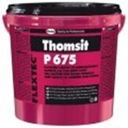 Эластичный клей для приклеивания многослойных деревянных покрытий пола Thomsit P 675 (Томзит Р 675) фото