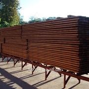 Термомодификация древесины фото