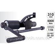 Ключ баллонный роторный для грузовых автомобилей 310мм 1:56 5000Nm Intertool XT-0004 фото