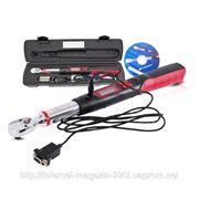 Ключ динамометрический электронный INTERTOOL XT-9038 Квадрат: 3/8, Максимальный крутящий момент: 135, Вид инструмента: Ключ, Дополнительные фото