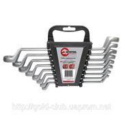 Набор накидных ключей 8 шт. Intertool НT-1102